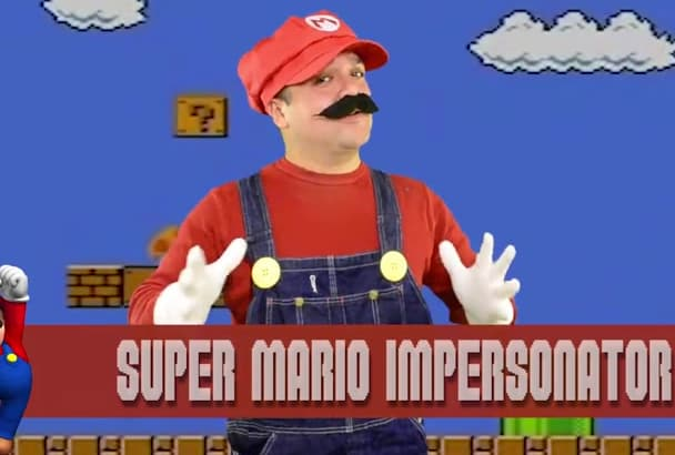 do a super mario nintendo gamer video