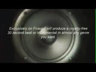 compose Hip Hop or RnB beat or instrumental