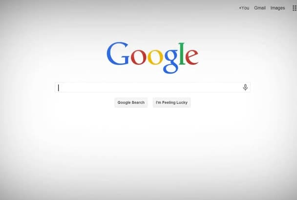 make the BEST Google Search Animation