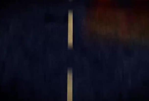make an Inspiring Road trailer Intro Promo
