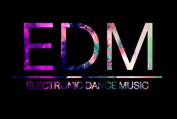 give you 17 Party and Club Edm instrumentals I made already mixed and mastered
