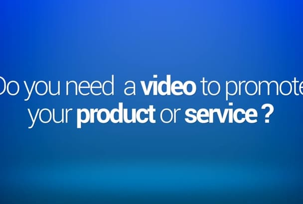 design This Modern And Very POWERFUL Full Hd Commercial Video