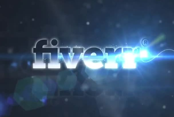 create this awesome effect HD video intro or logo
