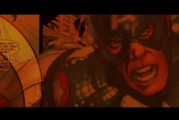do the best MARVEL intro video