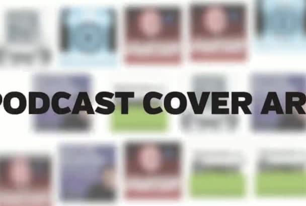 create your Epic PODCAST Cover Art