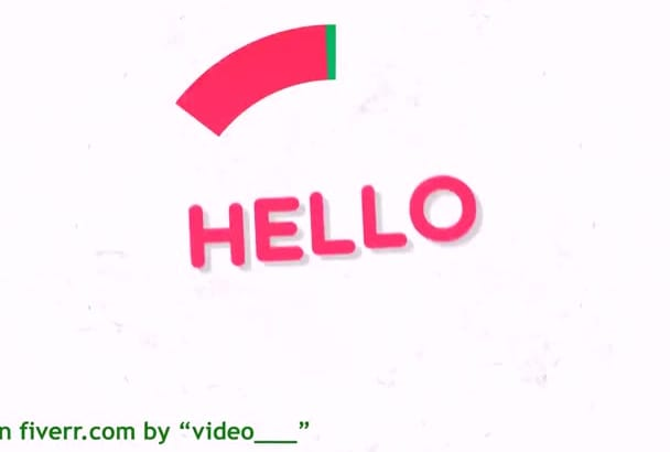 create An Amazing Promo HD Video For Your Website, Product, Company or Business