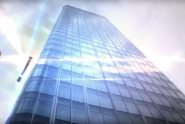 design a custom video promo in Mega city