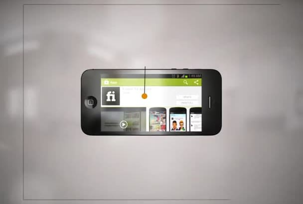 design this stunning App Promo or Commercial