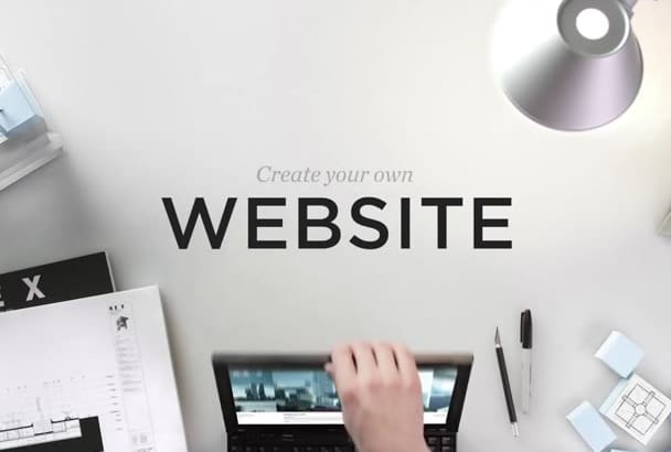 build your Squarespace Website