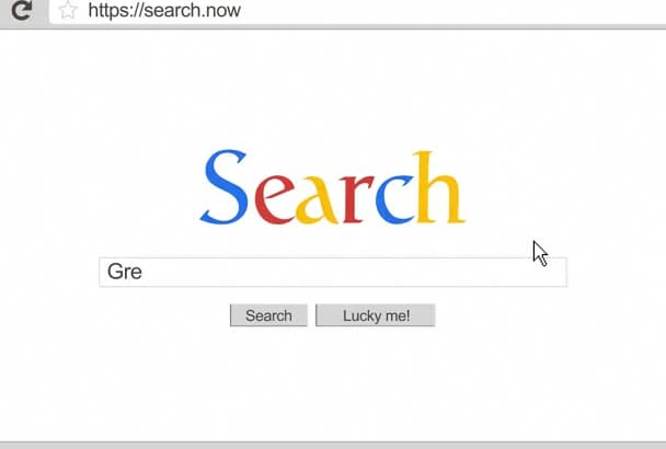 customize this search engine video intro