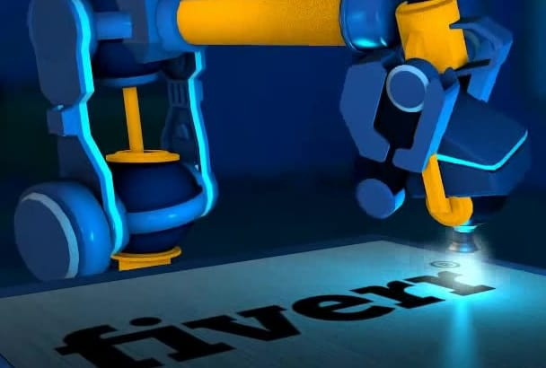 paint and body repair your logo with my robots