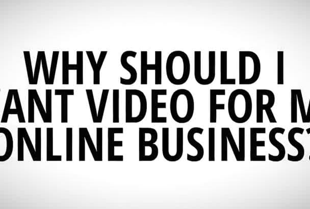 make 60 sec promo video commercial to increase sales