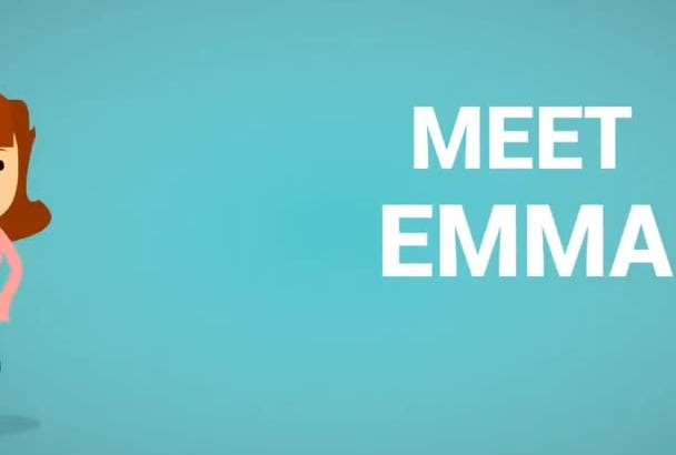 create an Emma video animation
