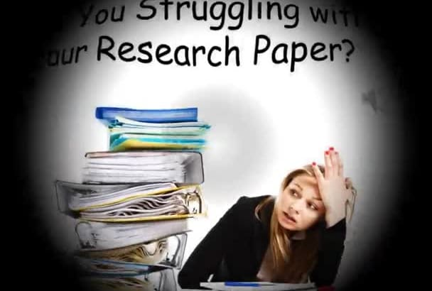 do RESEARCH Paper Writing with Plagiarism Report