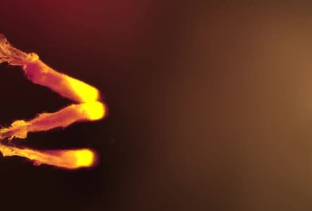 design Blasting Firework Video Intro with your Logo