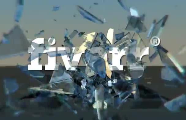 create an IMPACT smashing logo video