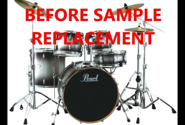 make your drums sound awesome