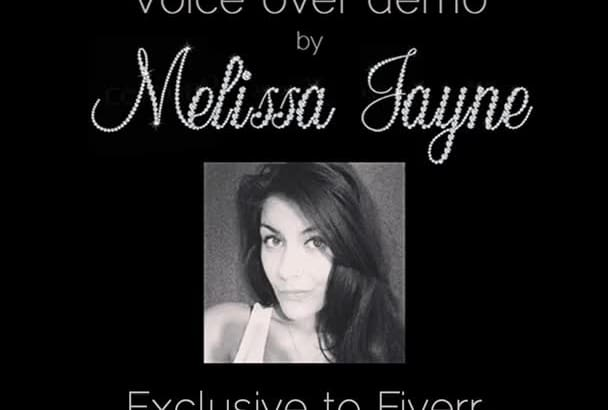 provide a female British or Spanish voiceover