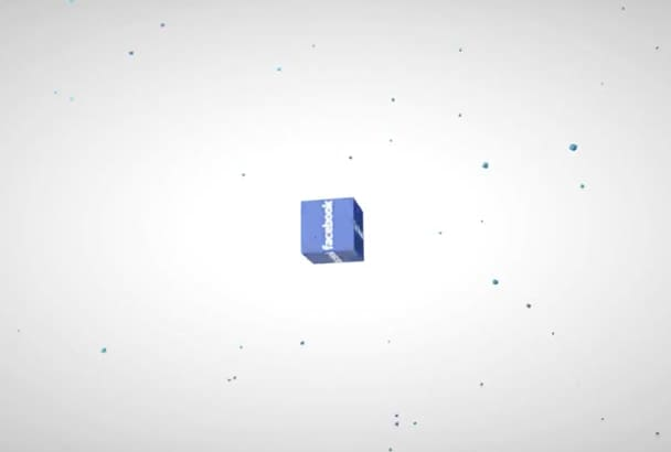 make an Amazing 3D Facebook Profile Intro video