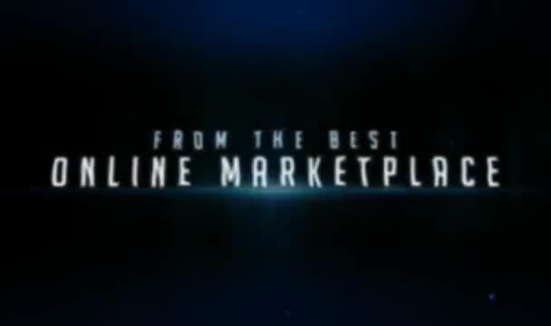 create this Epic Movie Trailer Text Title video