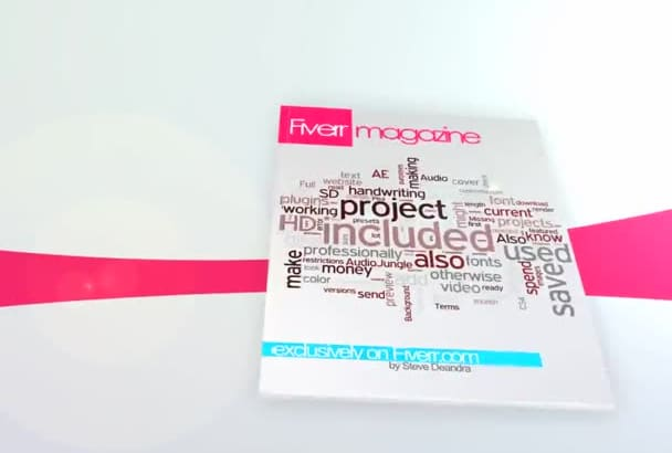 make MAGAZINE Promo Video