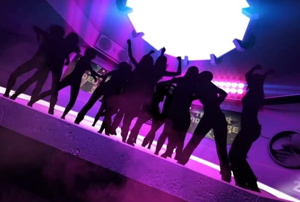 make Party Dance Video To Promote Your Event