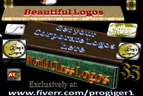 design beautiful business LOGO