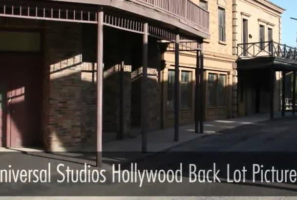 deliver in 24 hours STUDIO movie set pictures
