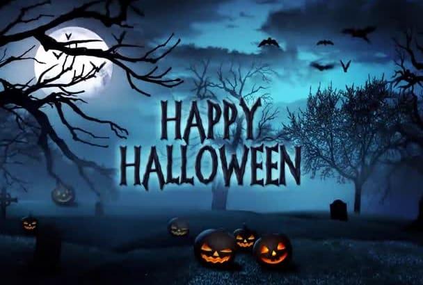 create this Fantastic Halloween Video