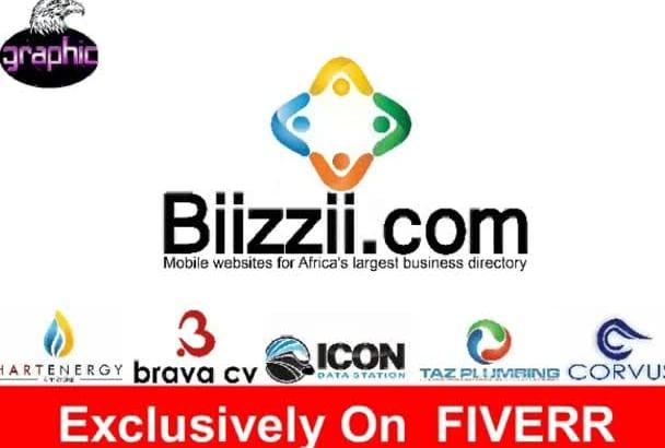 logo design Premium Quality