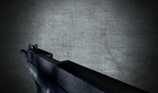 make a machine gun Intro video only