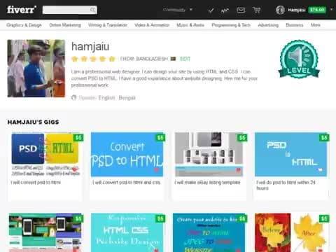 Make Ebay Html Listing Template By Hamjaiu - Ebay website template