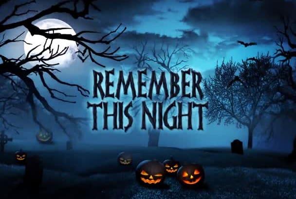 create an Amazing Halloween Video Album