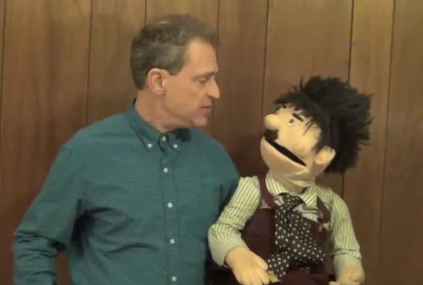 have my ventriloquist puppet sing Happy Birthday