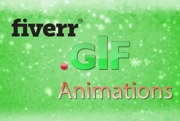 provide Gif animation for your web or mail banner