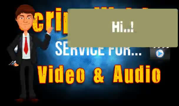 write sales video script