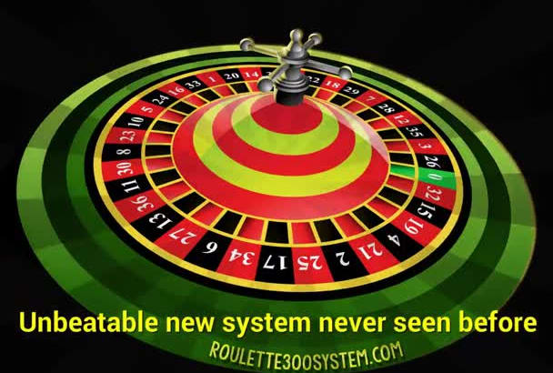 Ultimate roulette system video