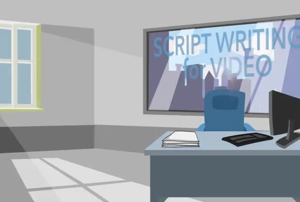 write a great SCRIPT for your youtube commercial