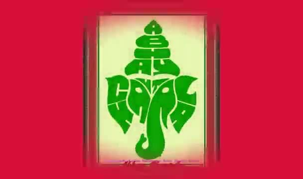turn your name spelling into Lord Ganesha painting