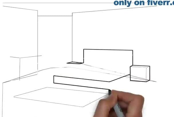 create a HVAC Whiteboard Animation Video Scribe