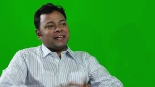 shoot a Professional Green Screen SPOKESPERSON Video