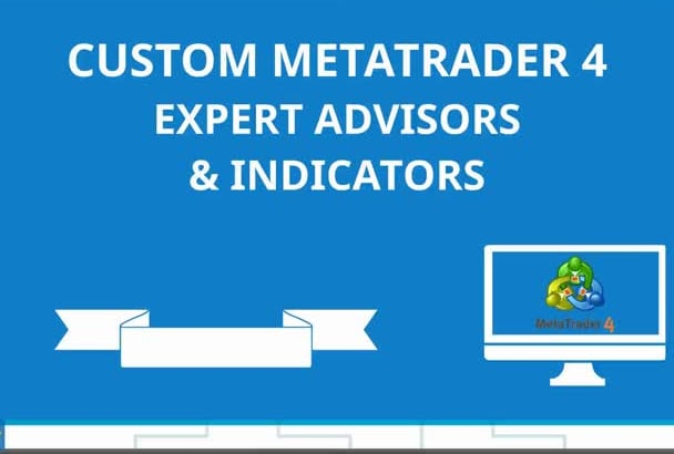 create a Forex Expert Advisor or Indicator for the MetaTrader 4 Platform