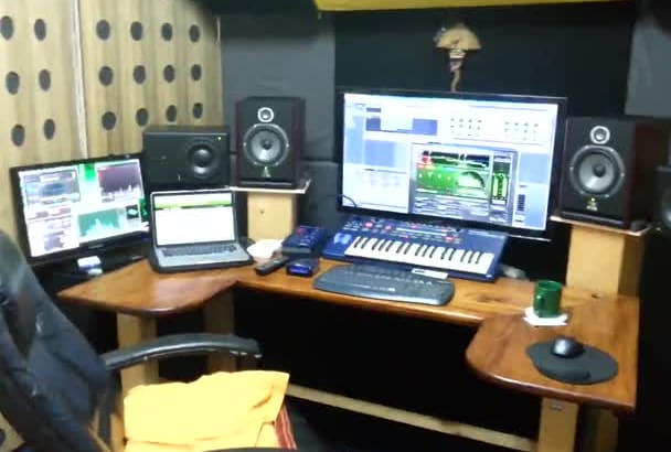 professional master your music with 11 years of experience
