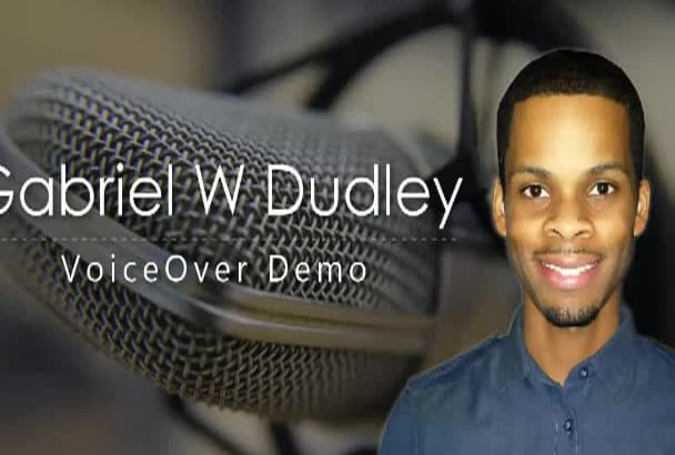 provide a voiceover narration for your documentary