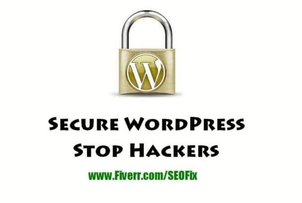 secure wordpress sites to stop hackers