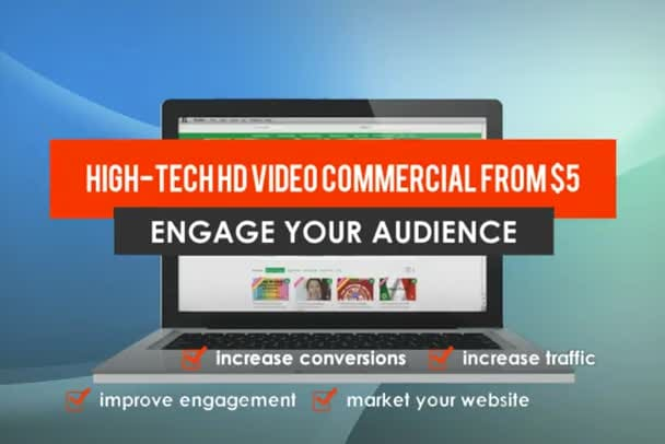 create mobile HD COMMERCiAL
