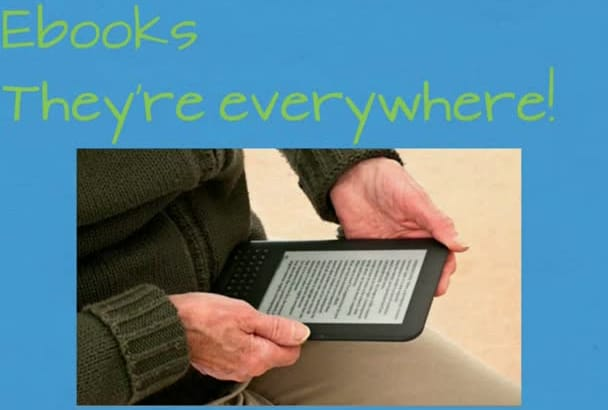 convert your word doc to an eBook