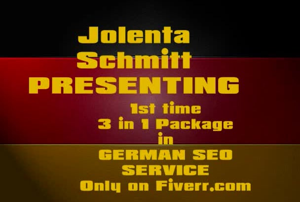 do 20 submissions to pr 3 to 8 german social bookmarking sites with 2 services