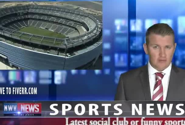 present your Sports News