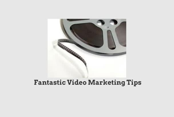 create 3 business presentation videos
